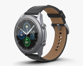 3D model of Samsung Galaxy Watch 3